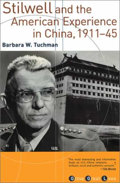 Books About China - Stilwell and the American Experience in China, 1911-45