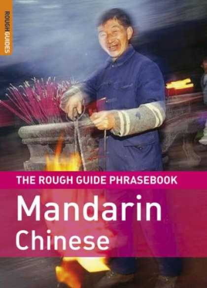 Books About China - The Rough Guide to Mandarin Chinese Dictionary Phrasebook 3 (Rough Guide Phraseb