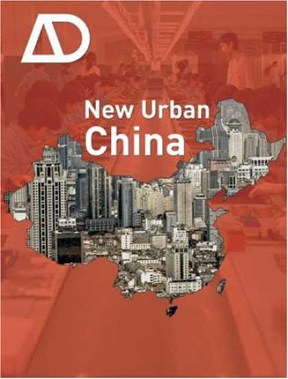 Books About China - New Urban China (Architectural Design)