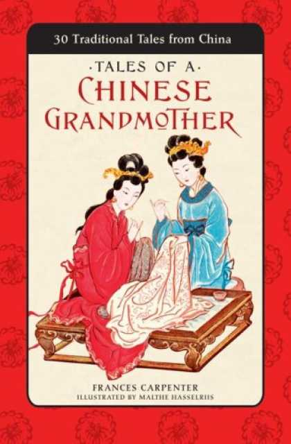 Books About China - Tales of a Chinese Grandmother: 30 Traditional Tales from China