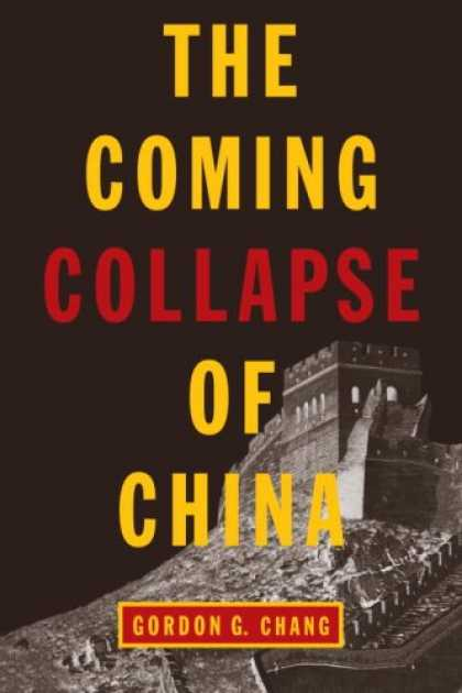 Books About China - The Coming Collapse of China