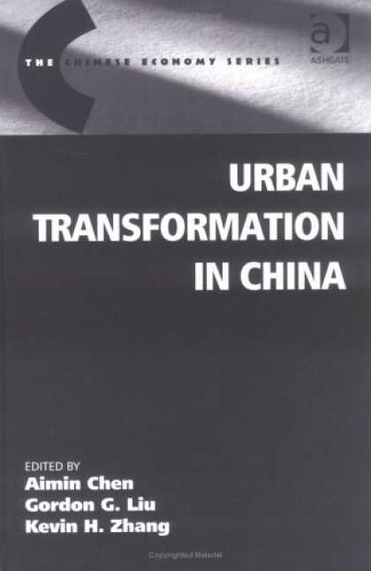 Books About China - Urban Transformation in China (The Chinese Economy Series)