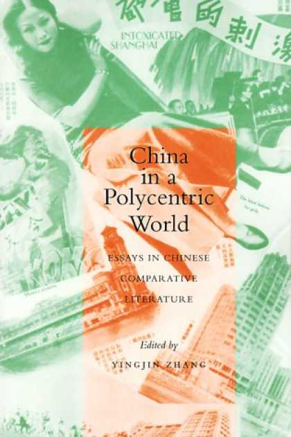 Books About China - China in a Polycentric World: Essays in Chinese Comparative Literature
