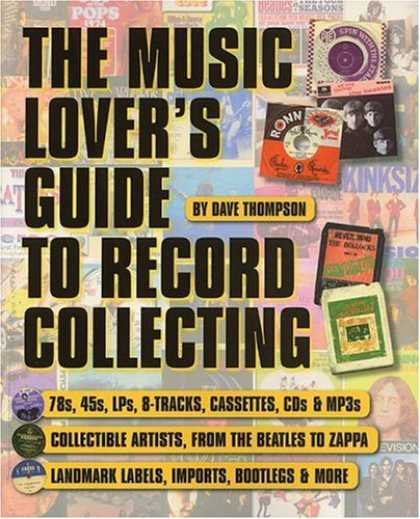 Books About Collecting - The Music Lover's Guide to Record Collecting