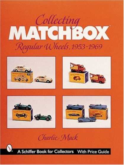 Books About Collecting - Collecting Matchbox*t Regular Wheels, 1953-1969