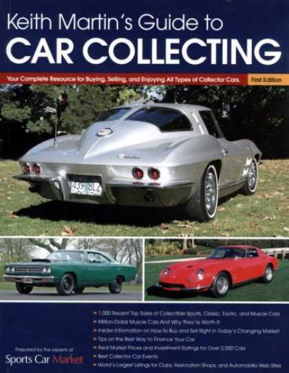 Books About Collecting - Keith Martin's Guide to Car Collecting