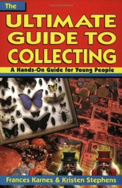 Books About Collecting - Ultimate Guide to Collecting