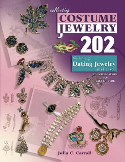 Books About Collecting - Collecting Costume Jewelry 202: The Basics of Dating Jewelry