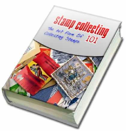 Books About Collecting - All About Stamp Collecting