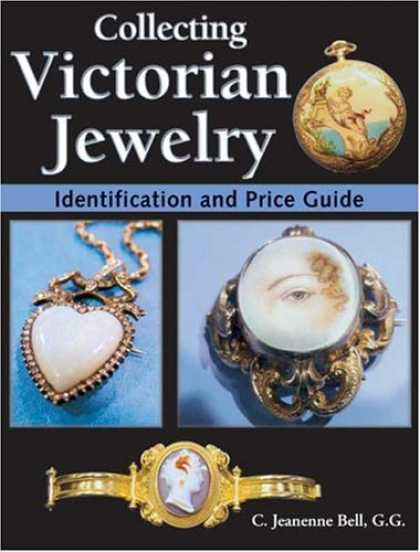 Books About Collecting - Collecting Victorian Jewelry: Identification and Price Guide