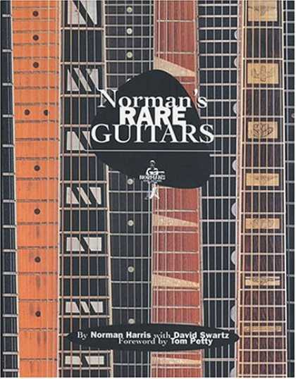Books About Collecting - Normans Rare Guitars: 30 Years of Buying Selling & Collecting