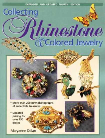 Books About Collecting - Collecting Rhinestone & Colored Jewelry
