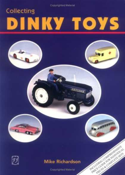 Books About Collecting - Collecting Dinky Toys