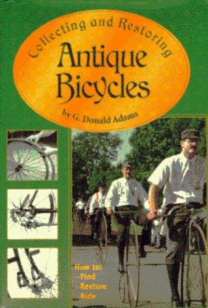 Books About Collecting - Collecting and Restoring Antique Bicycles