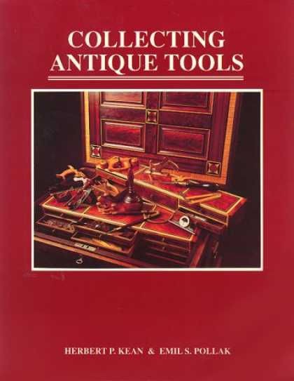 Books About Collecting - Collecting Antique Tools