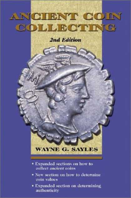 Books About Collecting - Ancient Coin Collecting (v. I)