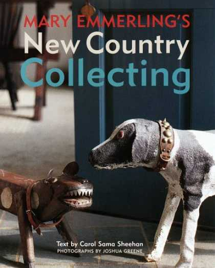 Books About Collecting - Mary Emmerling's New Country Collecting
