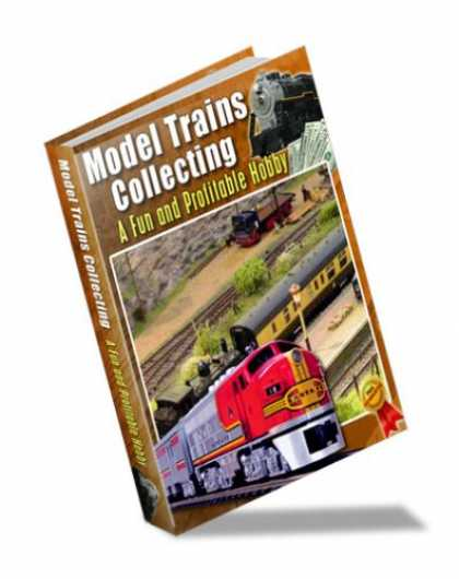 Books About Collecting - Model Train Collecting
