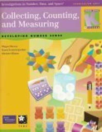 Books About Collecting - Collecting, Counting, and Measuring (Developing Number Sense, Kindergarten)