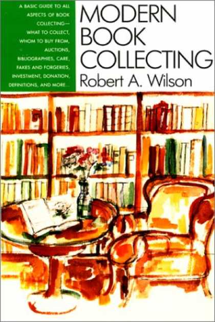 Books About Collecting - Modern Book Collecting