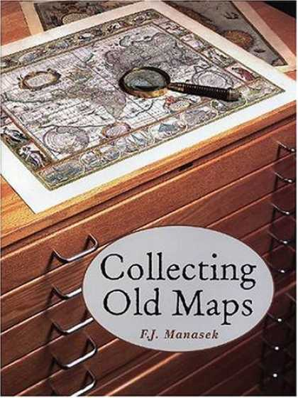 Books About Collecting - Collecting Old Maps