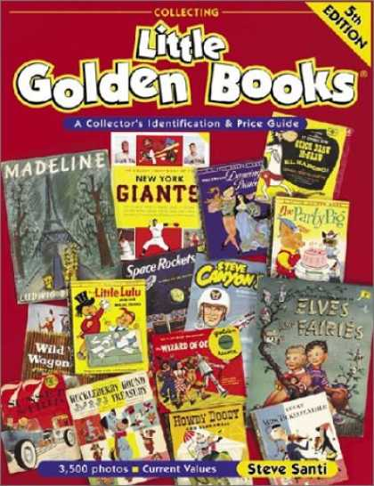 Books About Collecting - Collecting Little Golden Books: A Collector's Identification and Price Guide