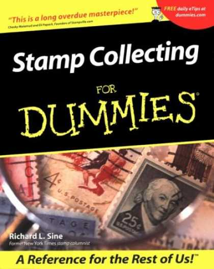 Books About Collecting - Stamp Collecting for Dummies