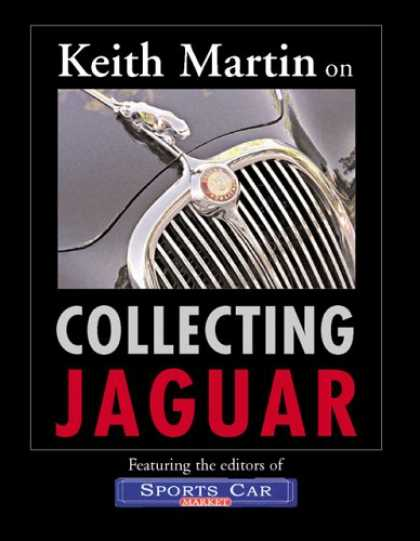 Books About Collecting - Keith Martin on Collecting Jaguar