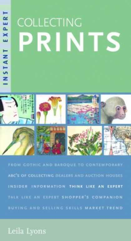 Books About Collecting - Instant Expert: Collecting Prints