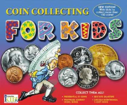 Books About Collecting - Coin Collecting for Kids