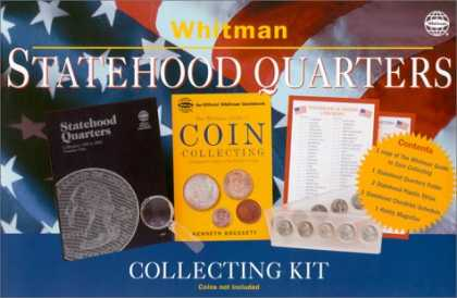 Books About Collecting - Statehood Quarters Collecting Kit