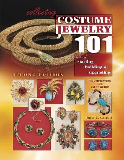 Books About Collecting - Collecting Costume Jewelry 101: The Basics of Starting, Building & Upgrading