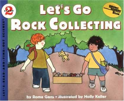 Books About Collecting - Let's Go Rock Collecting (Let'S-Read-And-Find-Out Science. Stage 2)