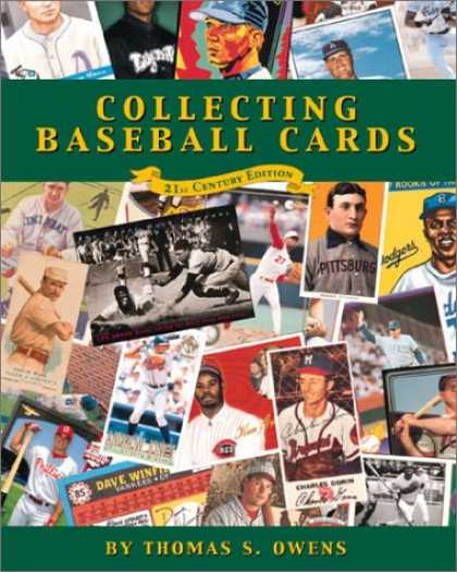 Books About Collecting - Collecting Baseball Cards