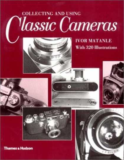 Books About Collecting - Collecting and Using Classic Cameras