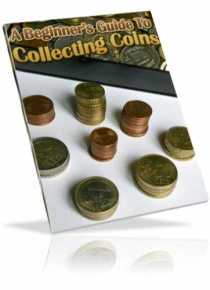 Books About Collecting - The Beginners Guide to Coin Collecting - Delve Into The World Of Coin Collecting
