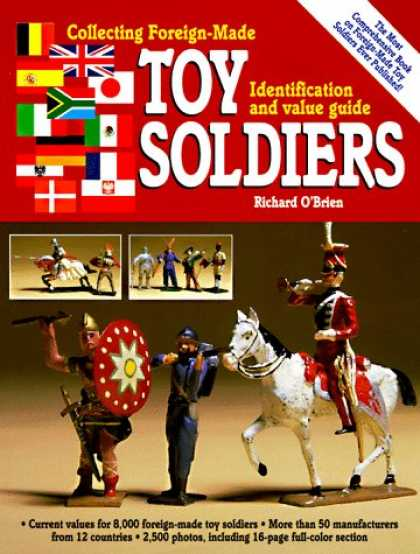 Books About Collecting - Collecting Foreign-Made Toy Soldiers: Identification and Value Guide