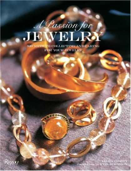 Books About Collecting - A Passion for Jewelry: Secrets to Collecting, Understanding, and Caring for your