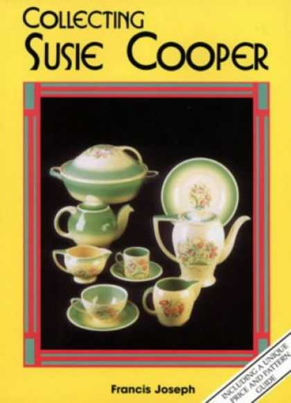 Books About Collecting - Collecting Susie Cooper (Collecting English Ceramics)