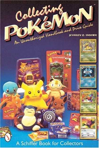 Books About Collecting - Collecting Pokémon: An Unauthorized Handbook and Price Guide