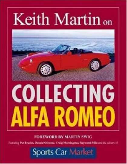 Books About Collecting - Keith Martin on Collecting Alfa Romeo