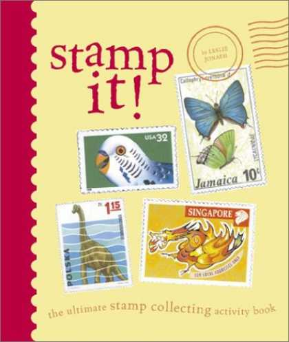 Books About Collecting - Stamp It!: The Ultimate Stamp Collecting Activity Book
