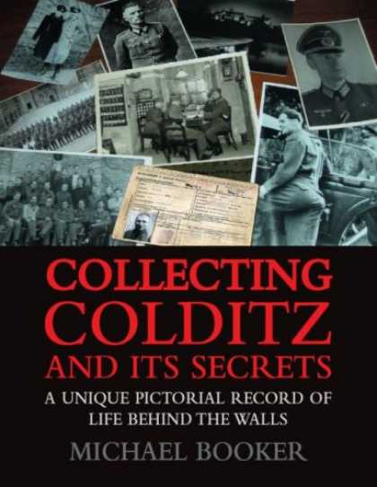 Books About Collecting - COLLECTING COLDITZ: A Unique Pictorial Record of Life Behind the Walls