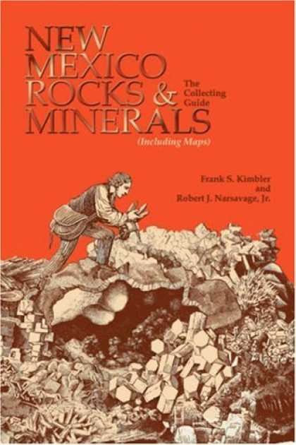 Books About Collecting - New Mexico Rocks and Minerals (Rock Collecting)