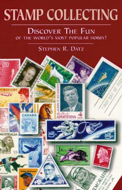Books About Collecting - Stamp Collecting