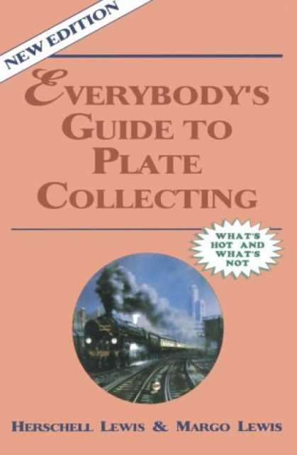 Books About Collecting - Everybody's Guide to Plate Collecting