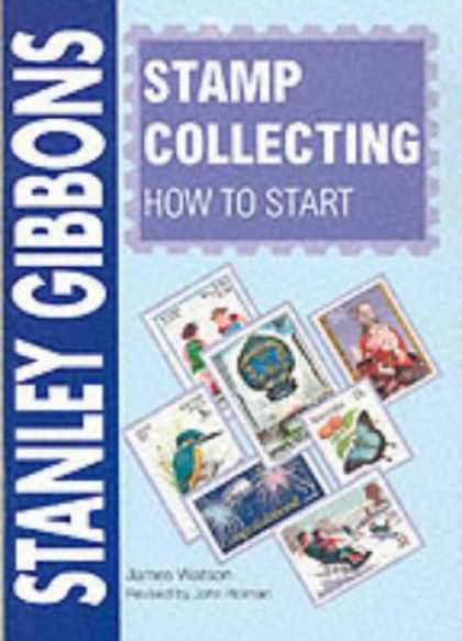 Books About Collecting - Stamp Collecting - How to Start (Stamp Catalogue)