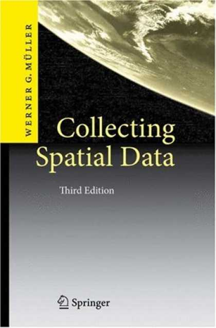 Books About Collecting - Collecting Spatial Data: Optimum Design of Experiments for Random Fields