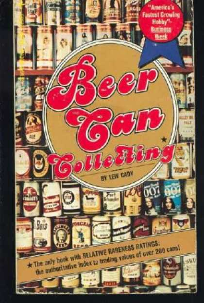 Books About Collecting - Beer Can Collecting: America's Fastest Growing Hobby