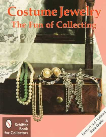 Books About Collecting - Costume Jewelry: The Fun of Collecting